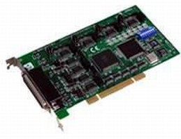 PCI Communications Board delivers transparent control.