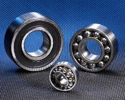 Ball Bearings offer solutions in case of misalignment.