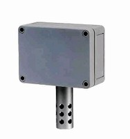 Temp/Humidity Transmitter operates in harsh environments.