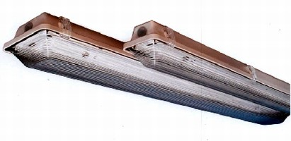 Fluorescent Light Fixtures suit wet/damp locations.