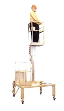 Personnel Lift meets FDA requirements.