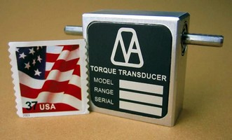 Transducers measure torque in mNm ranges.