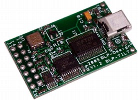 Tilt Sensor provides motion sensing and control.