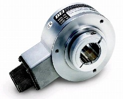 Hollow Shaft Encoder provides 320,000-count resolution.