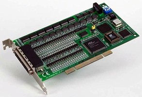 Isolated Digital I/O Card has 128-channel architecture.