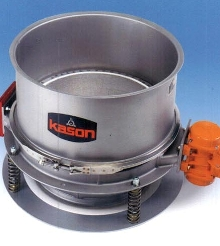 Portable Batch Sifter is suitable for food and pharmaceutical.