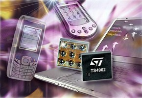 Power Amplifier targets mobile audio applications.