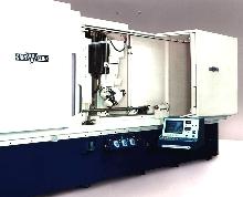 Broaching Machine suits Borazon and Diamond cutting wheels.