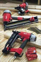 Pneumatic Fastening Tools are designed for heavy-duty use.