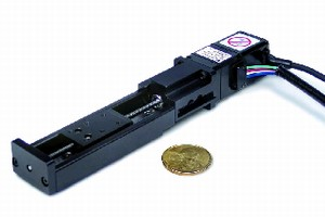 Linear Actuators offer friction-free movement.