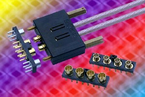 Jacks, Plugs, and Cable Assemblies suit RF applications.