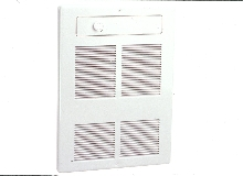 Wall Heaters keep remote areas warm.