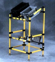 Part Presentation Stands minimize worker strain and fatigue.