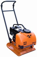 Vibratory Plate Compactors work with granular soil.