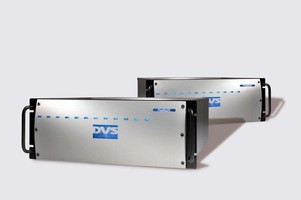 DVS Digital Video Systems GmbH Will Unveil Its New Content Management System and Introduce CLIPSTER, Pronto2K, ProntoHD and OEM Board-Versions with an Array of Additional Features at NAB 2006