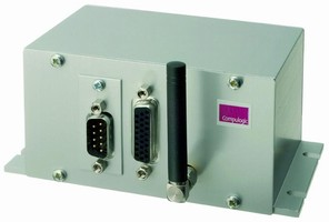 Remote Monitoring/Control System reports emergencies.