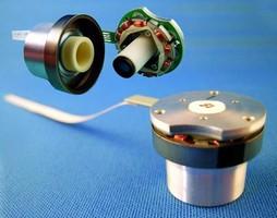 Micro Motor features ceramic air bearing design.