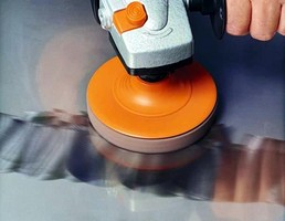 Finishing System brings metal surfaces from rough to mirror.