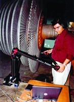 Delcam's PowerINSPECT Critical in Steam Turbine Repair