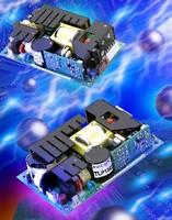 AC-DC Power Supplies provide front-end power conversion.