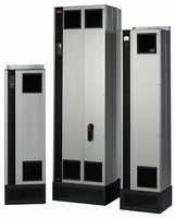 Modular Variable Frequency Drives handle up to 650 hp.