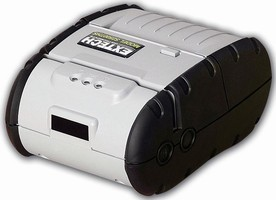 Thermal Receipt Printer is suited for mobile applications.