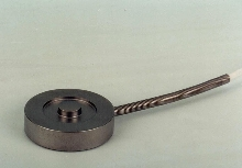 Load Cell has integral load button.