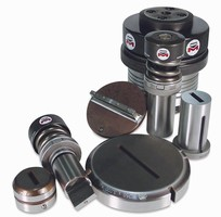 Mate Xcel(TM) Tooling System for 1-1/4 Inch and 3-1/2 Inch Thin Turret Stations has Many Options.