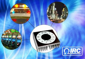 IRC's Anotherm(TM) Technology Enables LEDs to Operate at Full Power