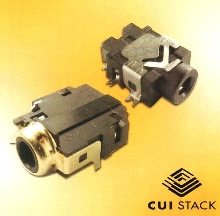Audio Jacks are available with 4, 5 or 6 conductors.