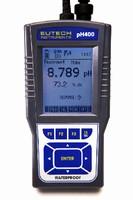 Handheld pH Meters feature waterproof design.