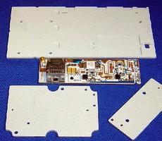 Metal-Matrix Composite provides thermal management.