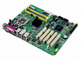 ATX Motherboard provides computing speed up to 3.8 GHz.