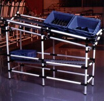 Flow Rack incorporates ergonomic design.