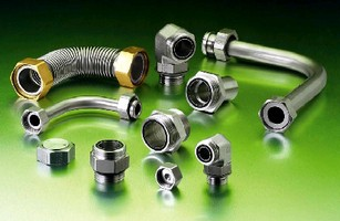 Tube Fittings suit fluid conveying systems.
