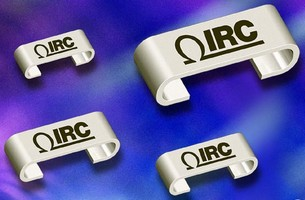 SMT Current Sense Resistors carry ratings from 3-5 W.