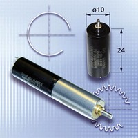 Powerful But Small 10mm DC Micromotor