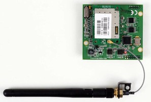 Serial to Wireless Boards enable wireless networking.