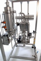 Particle Size Analyzers are designed for use at- or on-line.