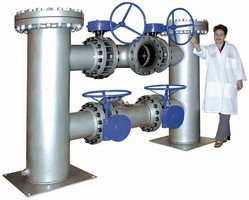 Duplex Pipeline Strainer Easily Adapts to Complex Application Requirements