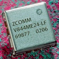 Low Phase Noise, C-Band VCO suits WiMax applications.