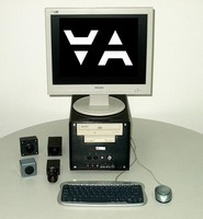 PC-based Vision System suits factories and laboratories.