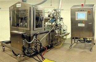 Cell Disrupter Processor suits biotech applications.