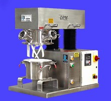 Mixer enables mixing of ultra-high viscosity formulations.