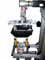 Rotational Degater is suited for cutting multiple gates.