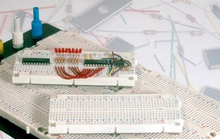 Solderless Breadboard can be repaired in-field.