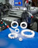 Plastic Shaft Collars Materials Match Food Processing Equipment