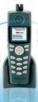 Cordless Internet Phone displays on-screen e-mail and news.