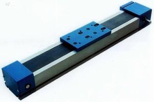 Belt-Driven Slide offers positive, non-slip operation.