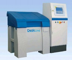 EXTRUDE HONE Corporation to Exhibit New Electrolytic Machine at the WESTEC 2006 Exposition and Conference